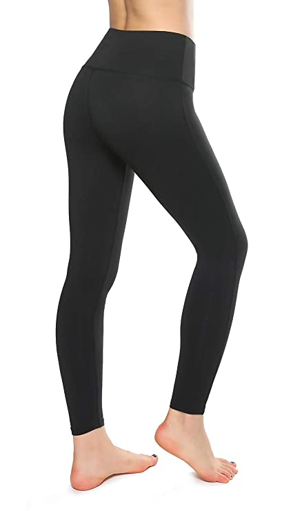 acdcd20ceeab0 Amazon.com: KT High Waisted Leggings with Pockets - Womens Tummy ...