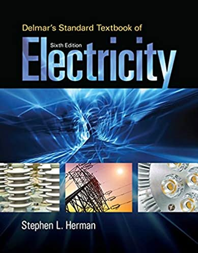 delmar s standard textbook of electricity stephen l herman rh amazon com Residential Electrical Wiring Codes New Construction Wiring