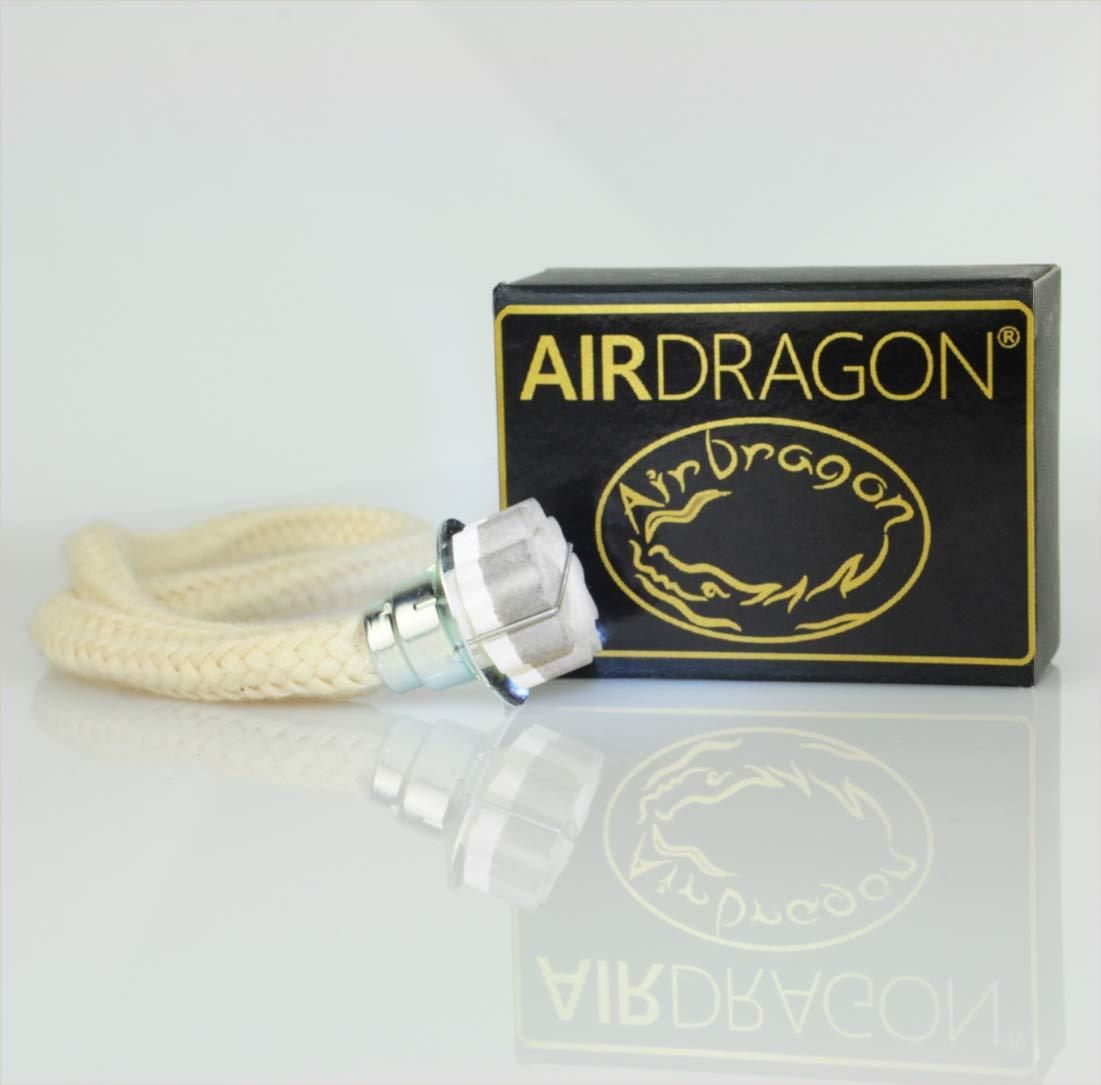 AIRDRAGON® - Stoppino Bruciatore Originale GRANDE per Lampada profumata catalitica