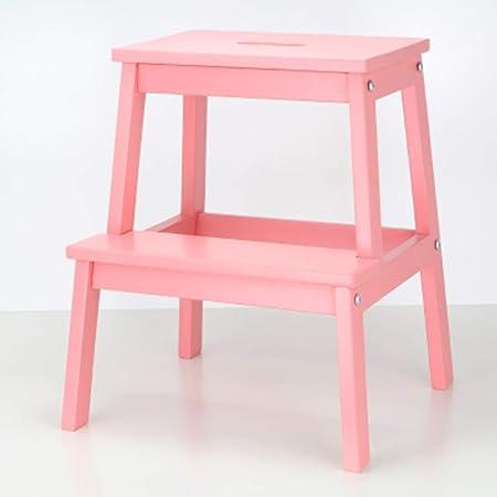 Phenomenal Qffl Tideng Step Stool Solid Wood Folding Step Stool Inzonedesignstudio Interior Chair Design Inzonedesignstudiocom