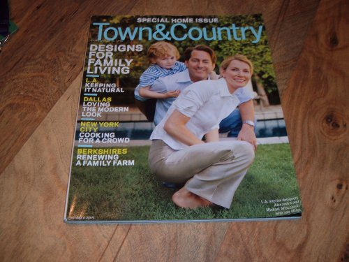 Town & Country, October 2009-Special Home (Joy Letter Shop Iron)