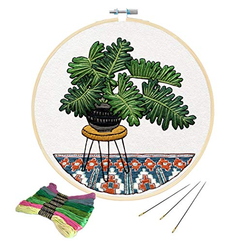 Top 10 recommendation embroidery patterns kits 2020