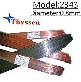 Jammas 1KG/Pack Thyssen 2343 of 0.8mm Laser Welding Wire for Welders T06705