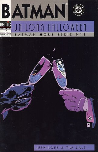 Batman - Un Long Halloween (Semic HS) - Intégrale 4 tomes