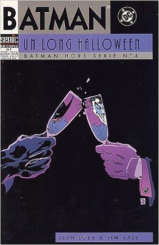 Lire un Batman, tome 2 : Un long Halloween, tome 2 pdf epub