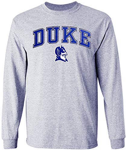 Duke Blue Devils Shirt T-Shirt University Basketball Jersey Womens Mens Apparel (Medium)