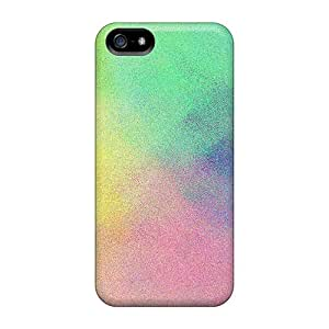 New Style Tpu 5/5s Protective Case Cover/ Iphone Case - Colorful Dots