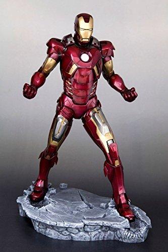 Kotobukiya Artfx Iron Man Mk6 Mark6 1/6 Statue Avengers Tony Stark