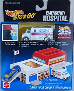 HOT WHEELS STO AND GO