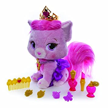 Disney Princess Palace Pets Pamper Me Pretty - Aurora (Kitty) Beauty by Blip Toys