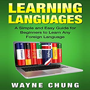 Learn Languages & Spanish, 2 Books in 1! Audiobook
