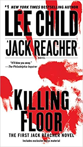Killing Floor: 1 (Jack Reacher): Amazon.in: Child, Lee: Books