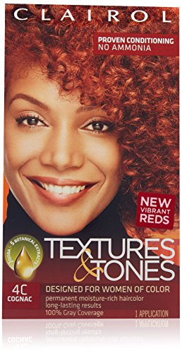 French Cognac - Clairol Professional Textures and Tones Permanent Hair Color, Cognac