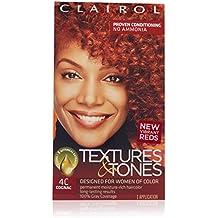 Clairol Professional Textures and Tones Permanent Hair Color, Cognac
