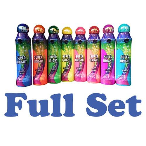 3oz Super Bright Bingo Dauber Full Set (Eight Colors)