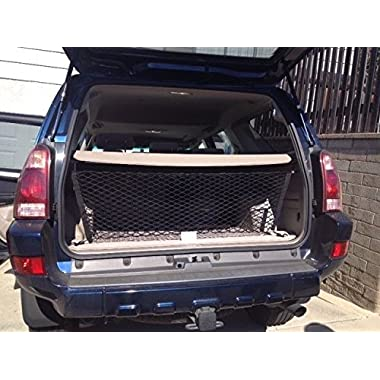 Envelope Style Trunk Cargo Net for Toyota 4Runner 2003 04 05 06 07 08 09 10 11 12 13 14 15 2016 New