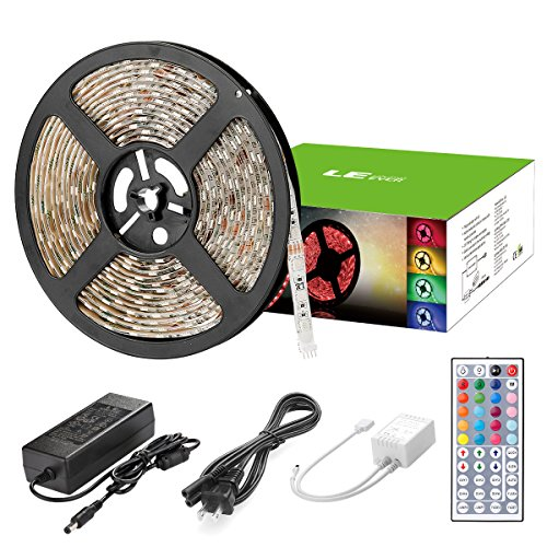 Multi Color Outdoor Led Lighting Kit - 5
