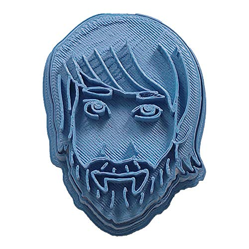 Cuticuter Hiccup 3 How to Train Your Dragon Cookie Cutter, blue