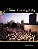Music Listening Today (with 2 CD Set) 9781111839345