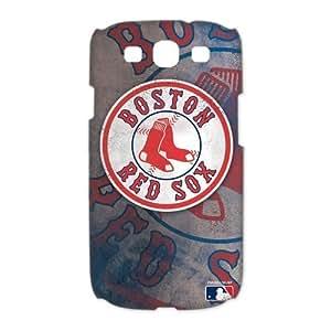 Top Samsung Case MLB Boston Red Sox Retro Vintage Style Samsung Galaxy S3 I9300 I9308 I939 Case Cover