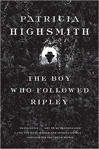 The Boy Who Followed Ripley: Amazon.es: Patricia Highsmith: Libros en idiomas extranjeros