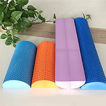 Amazon.com : Embiofuels(TM) Yoga Foam Roller Fitness Mas Sa ...