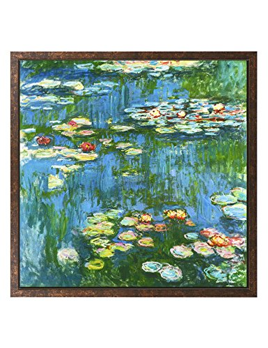 DecorArts Claude Reproduction Giclee Floater