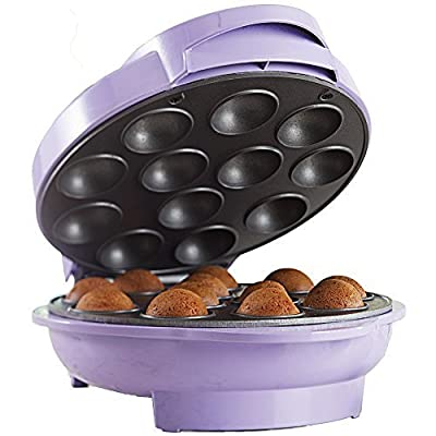 Brentwood TS-254 Appliances Cake Pop Maker, Purple