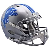 Detroit Lions Officially Licensed Speed Full Size Replica Football Helmet