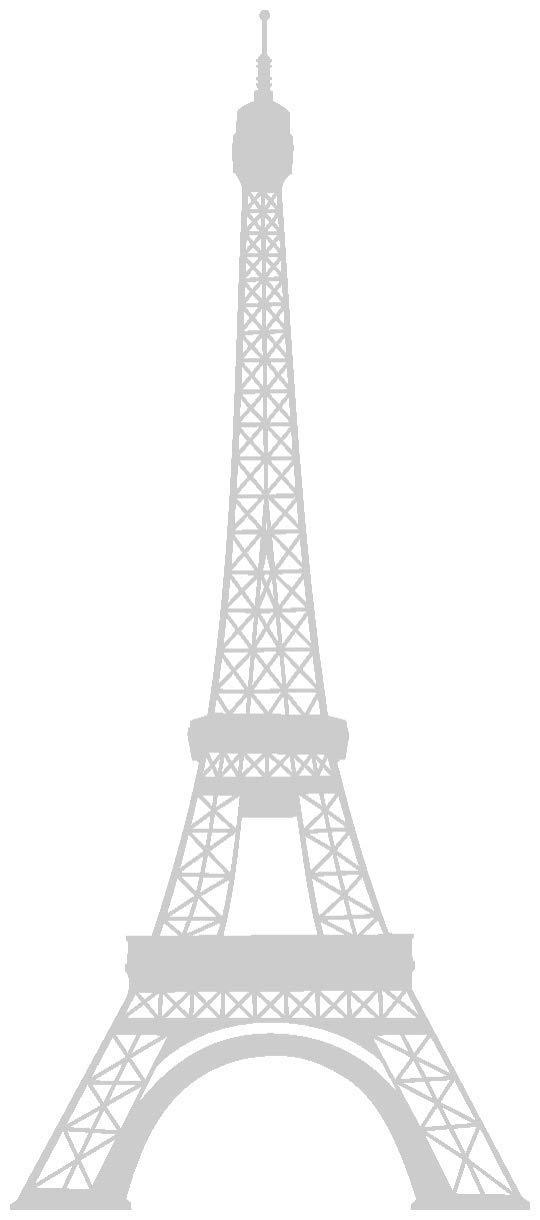 Samunshi® Wandtattoo Eiffelturm Paris Wandaufkleber in 13 13 13 Größen und 25 Farben (69x160cm Enzian) B00OHOKWDA Wandtattoos & Wandbilder e4b63c