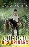capa de A Prisioneira dos Krinars