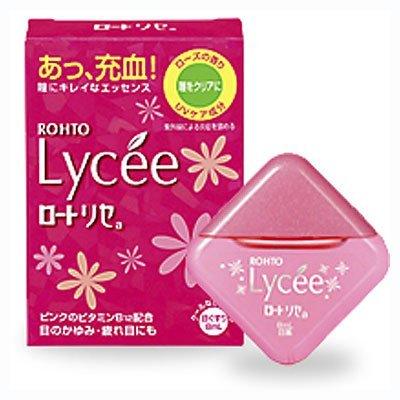 Rohto lycée Eye Drops 8 ml - pack 2