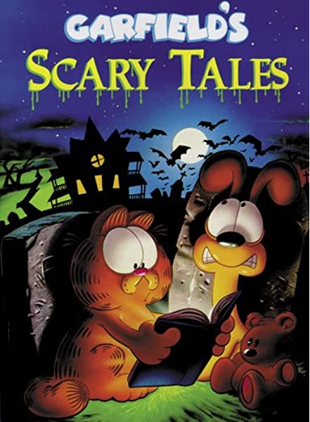 Garfield S Scary Tales Jim Craft 9780816732937 Amazon Com Books