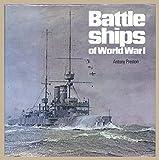 Battleships of World War I, Antony Preston, 0811702111