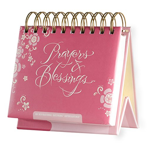 DaySpring Prayers & Blessings, 365 Day Perpetual Calendar