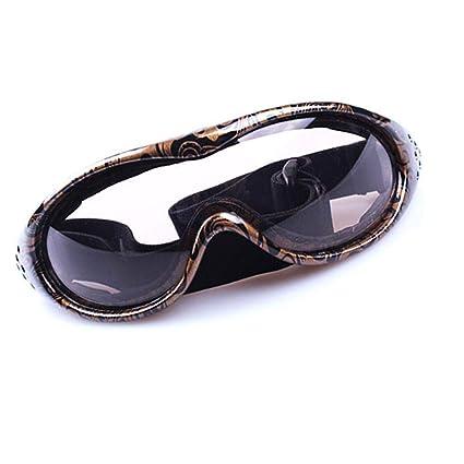 Defect Militares Gafas a Prueba de Polvo Gafas de Moto Ojo ...