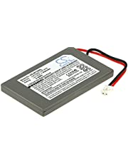 Renekton Battery Replacement for Sony CECHZC1U CECHZC1E CECHZC1H Playstation 3 six CECHZC1J PS3 LIP1859 LIP1472