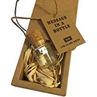 Message in a Bottle 8GB Cork Flash Drive Gift