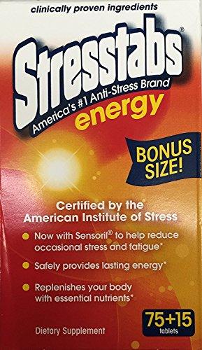 Stresstabs Anti Stress Energy Tablet 90 Tablets
