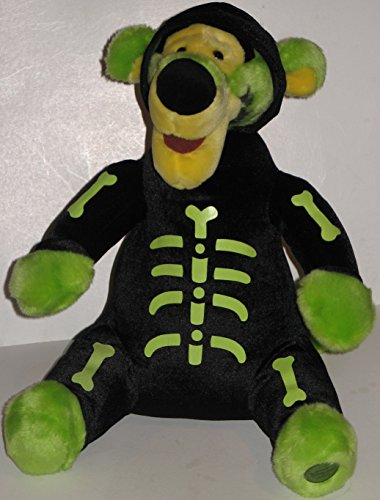 Disney Store Exclusive Halloween Tigger - Skeleton Costume ()