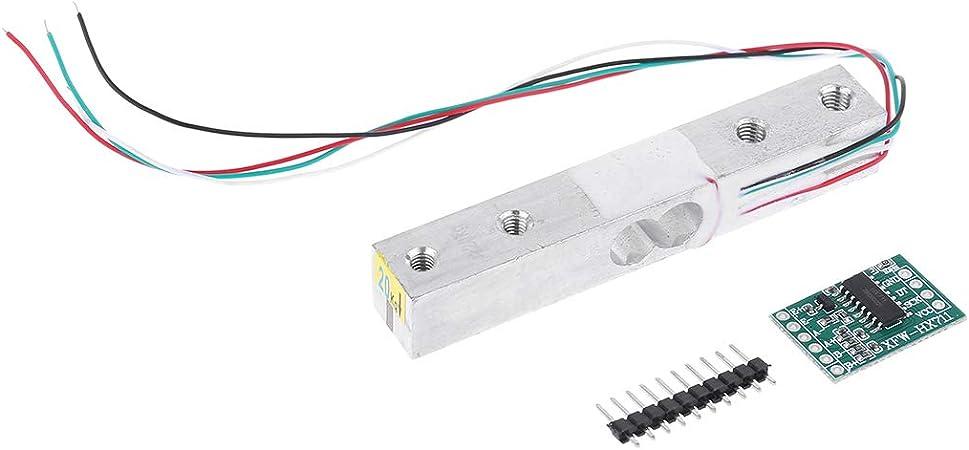 BIlinli Sensore di Peso Digitale a cella di carico 20 kg