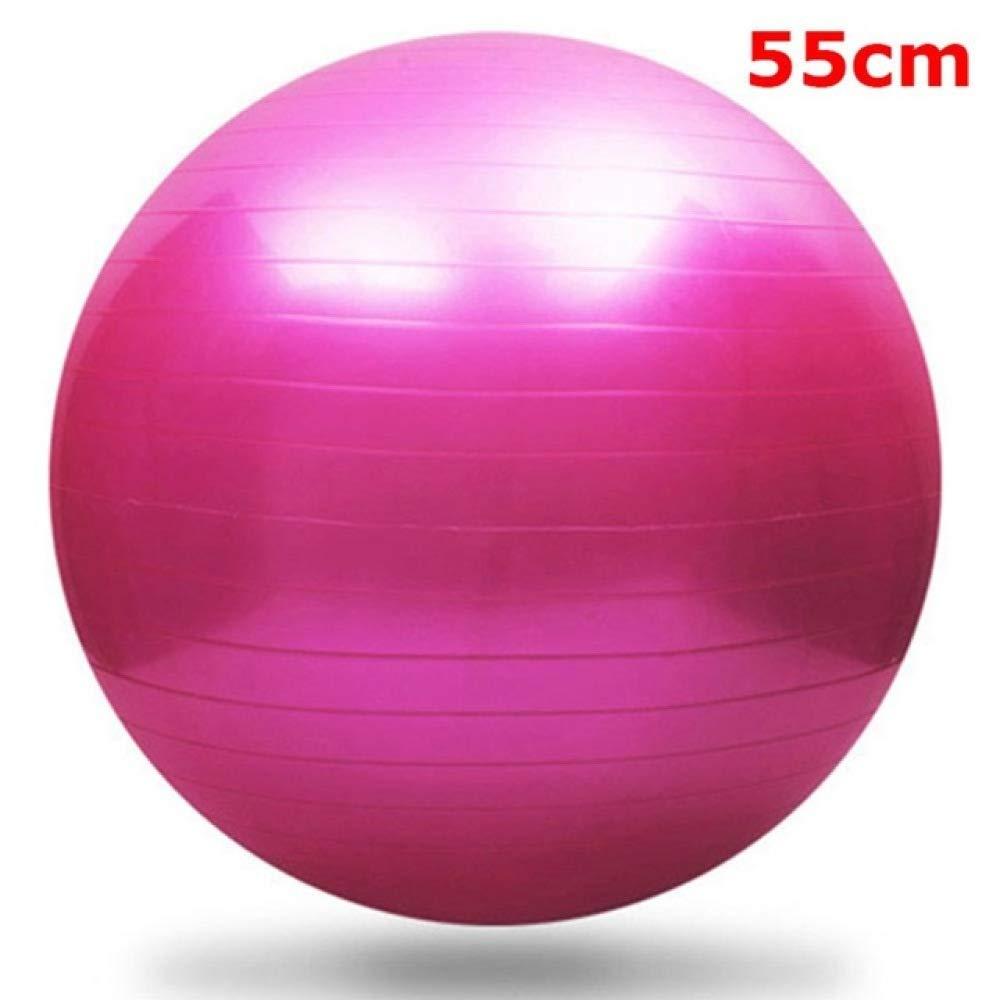 CRSM Bola De Yoga Deportiva Bola Pilates Fitness Gym Balance ...