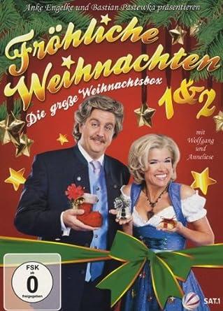 1 Weihnachten.Fröhliche Weihnachten Show 1 2 2 Dvds Amazon De Bastian Pastewka