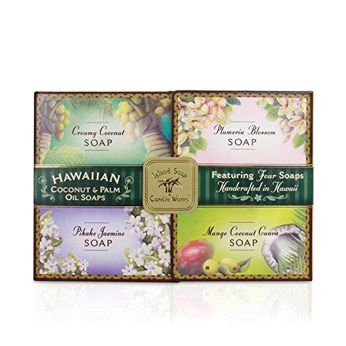 Soap Sample Pack – Four 2 oz. Bars