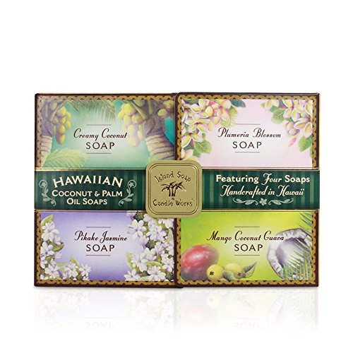 Soap Sample Pack - Four 2 oz.