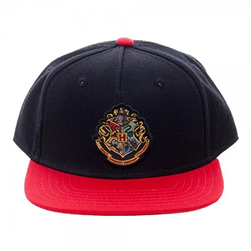 Harry-Potter-Hogwarts-School-Logo-Youth-Kids-Snapback-Hat