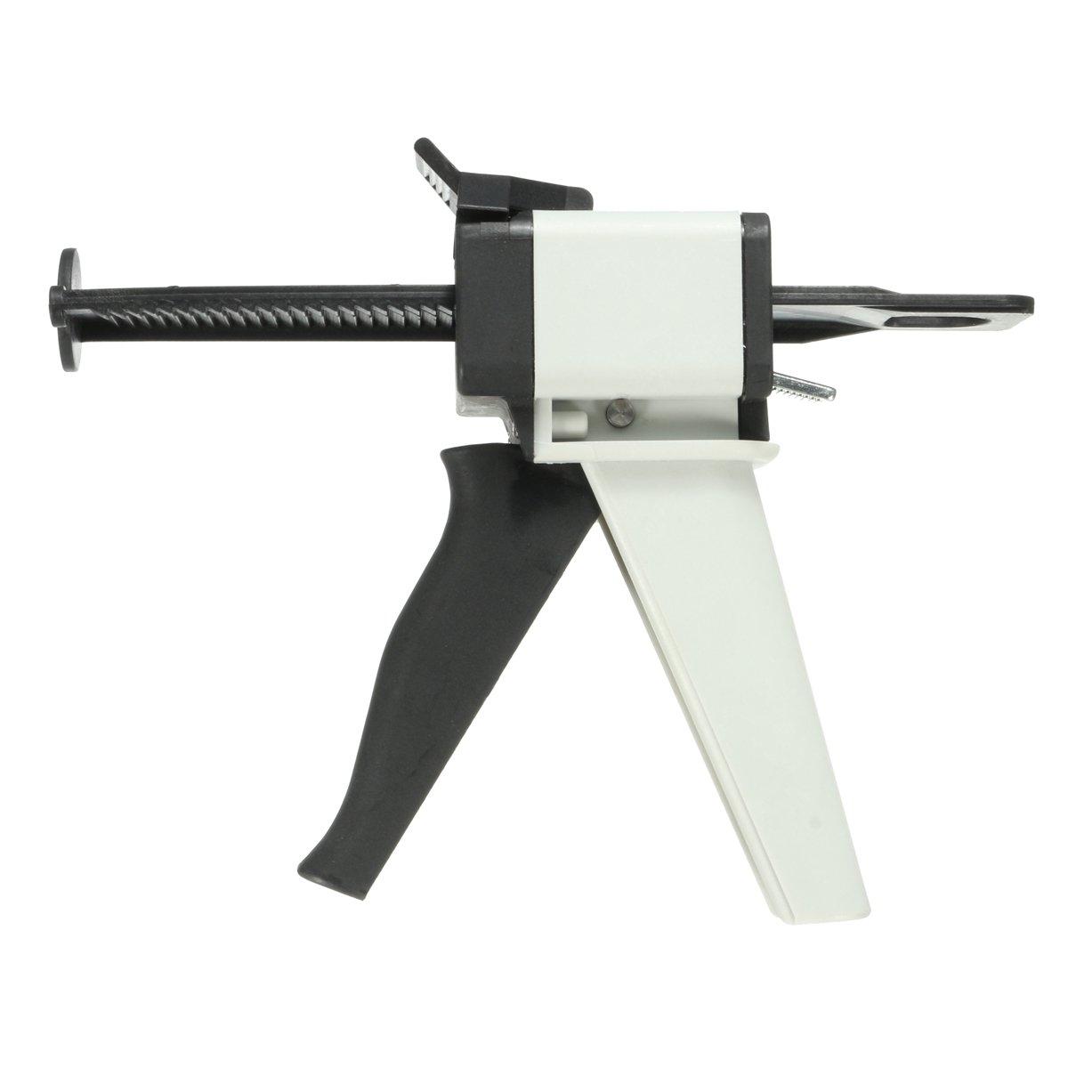 QOJA dispenser gun impression mixing dispensing gun 10:1 impression