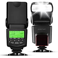 APEMAN I-TTL Speedlite Flash Speedlight for Nikon DSLR Cameras