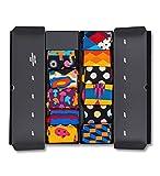Happy Socks 10 Year Anniversary Giftbox (10-pack) (8-12)