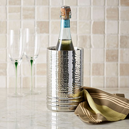 Artisan Set of 2 Tabletop Stainless Steel Wine Bottle Chiller/Coolers by Artisan (Image #3)